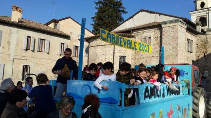 Carnevale 2017 a Viarolo