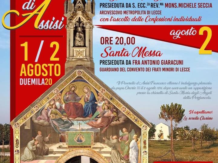 Festa del perdono di Assisi