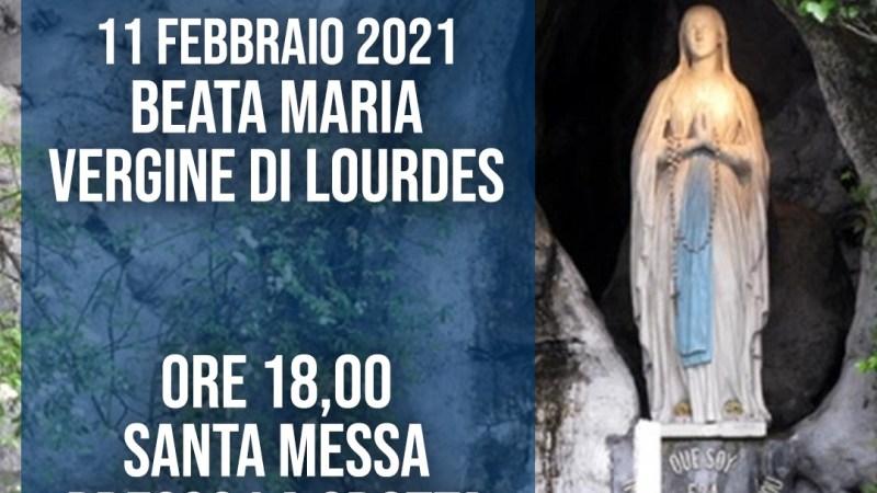 Beata Vergine di Lourdes