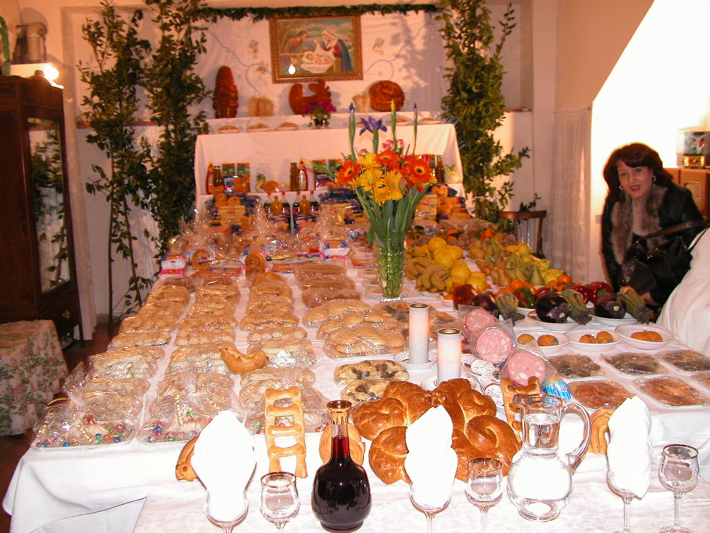19 Marzo – Altari Di San Giuseppe