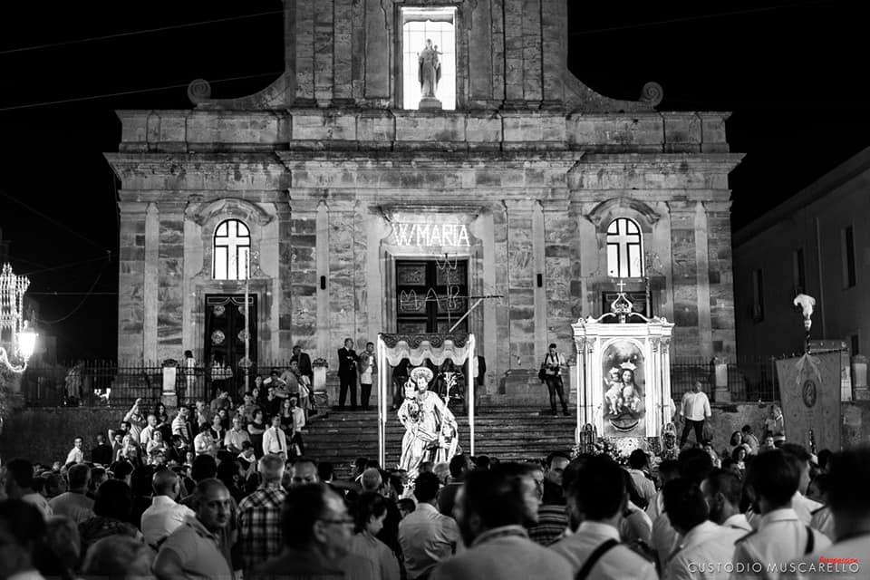 Festa della madonna 2019 - Piazza Vespri