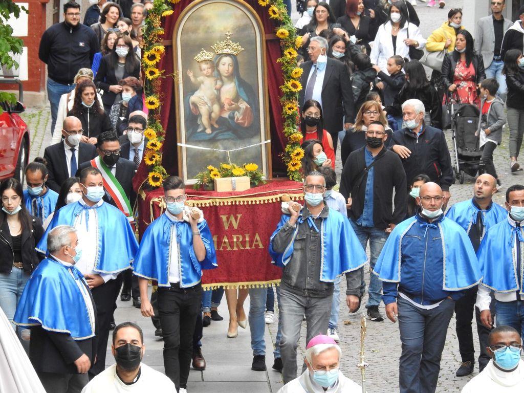 Festa Della Madonna Delle Grazie Anno 2021 A Calw