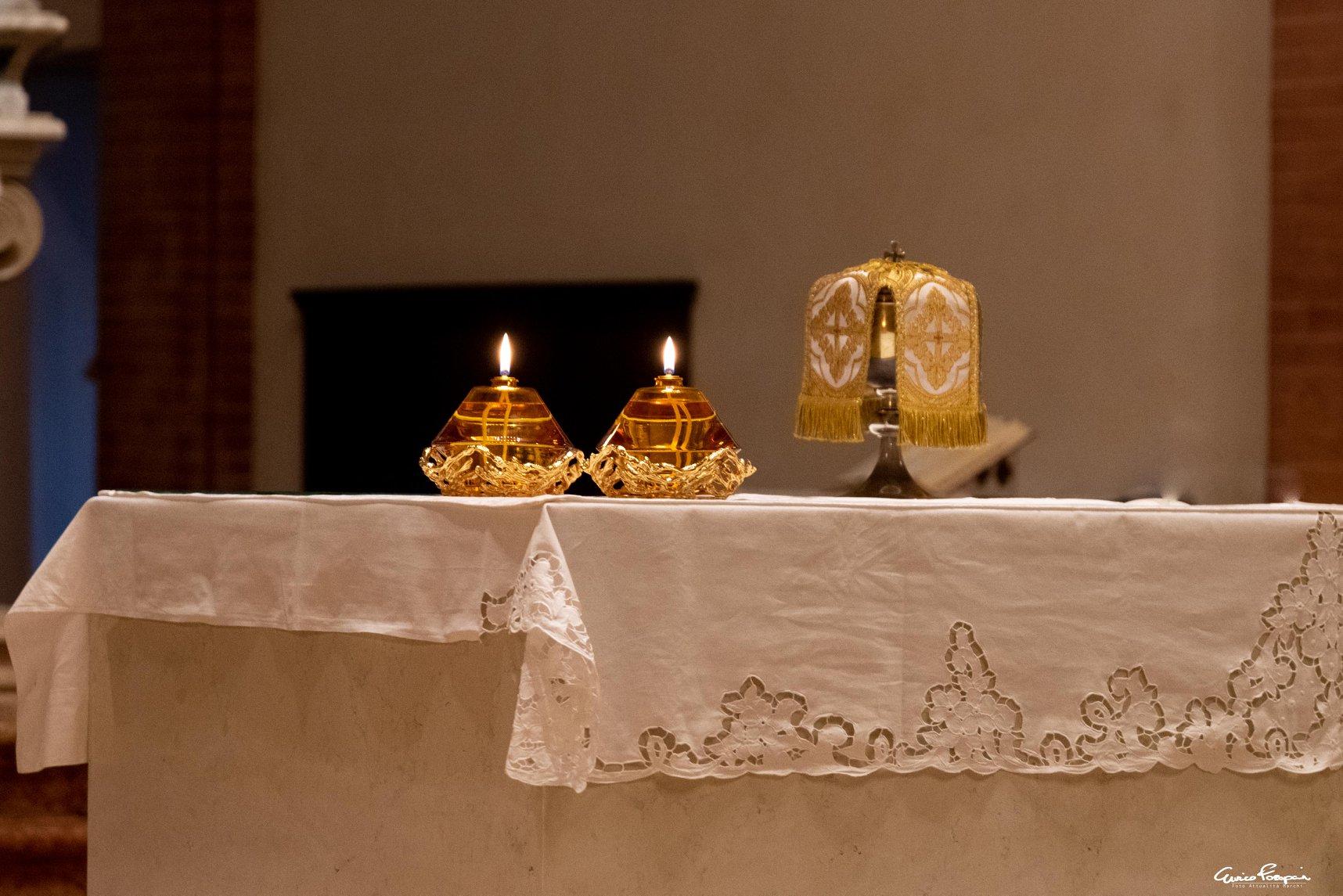 Diretta della S. Messa per i 25 anni di Consacrazione di Suor Mary
