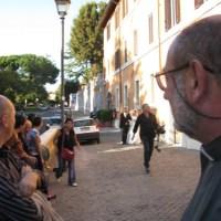 Foto della passeggiata a Santa Prisca - 6 ottobre 2012