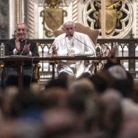 PAPA FRANCESCO ALLA SUA DIOCESI DI ROMA: NON RISISTEMARE , MA ASCOLTARE IL GRIDO DELLA GENTE.
