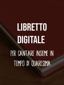 Libretto canti digitale