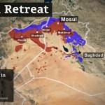 La sagra, la Siria e l'Iraq