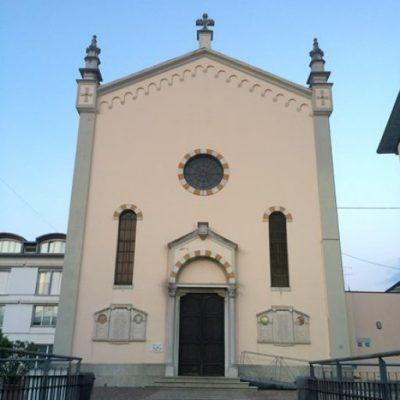 Facciata della chiesa di San Marco Udine