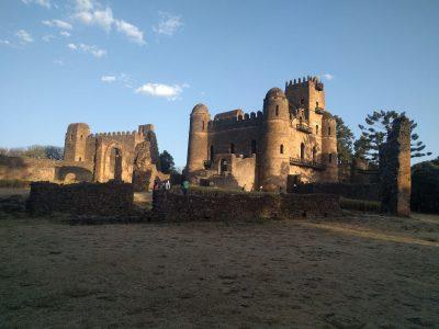Etiopia-Regno di Gondar