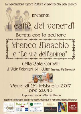 Locandina Franco Maschio