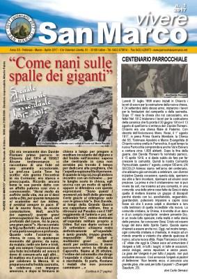 Vivere san Marco 1/2017 p.1