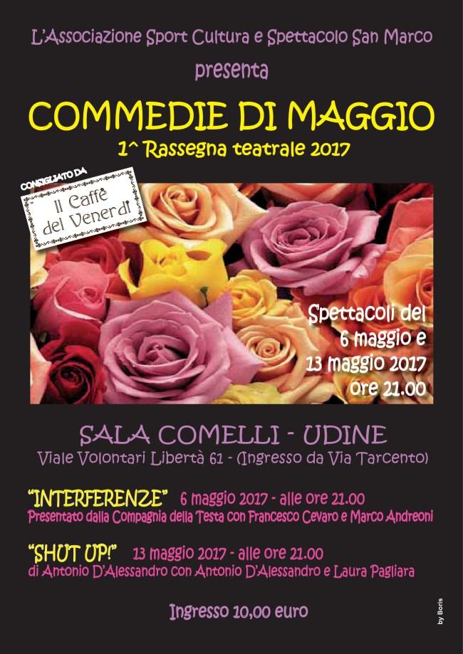 LOCANDINA COMMEDIE DI MAGGIO 2017
