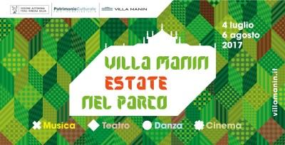 Villa Manin estate 2017