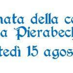 15 agosto 2017: Giornata della Comunità a Pierabech