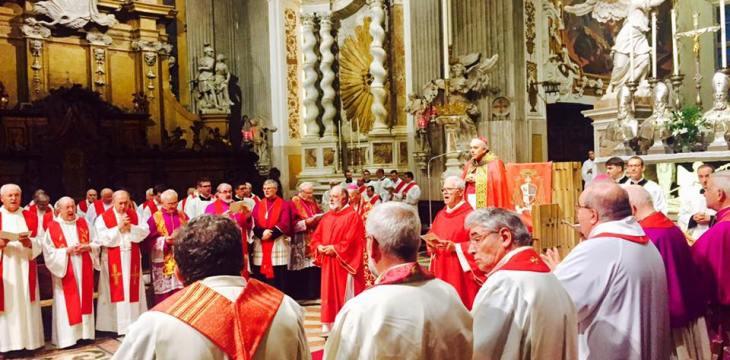 """L'Arcivescovo: """"Collaborazioni pastorali, affidiamo il percorso diocesano a Maria"""""""