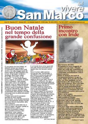 Vivere San Marco n. 5/2017