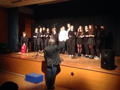 Marinelli gospel choir