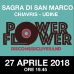 sagra 2018 power flower