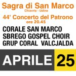 sagra 208 44 concerto coro san marco