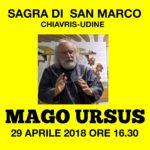 Sagra 2018 mago ursus