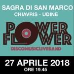 sagra 2018 power flower