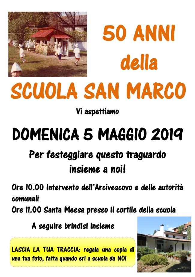50anni della Scuola San Marco