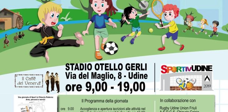 Volantino sportivudine 2019