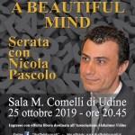 Il caffè del venerdì: Serata con Nicola Pascolo