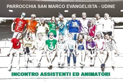 Incontro assistenti ed animatori