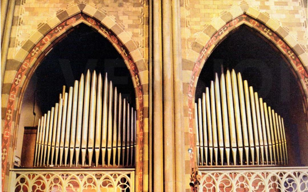Concerto Organo Vegezzi Bossi