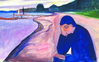 Delusione, angoscia e dolore: condannati a soffrire oppure destinati a risorgere