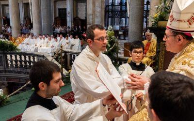 Don Pietro, il racconto della vocazione