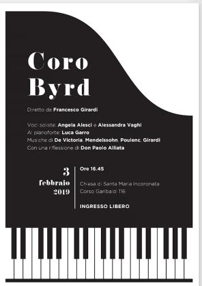 Coro Byrd