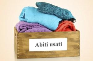 Raccolta abiti usati