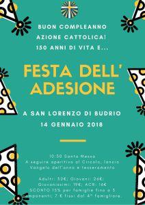 Buon compleanno Azione Cattolica