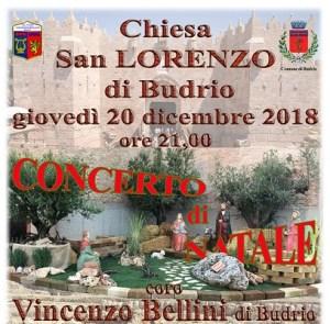 Concerto di Natale – Coro Vincenzo Bellini