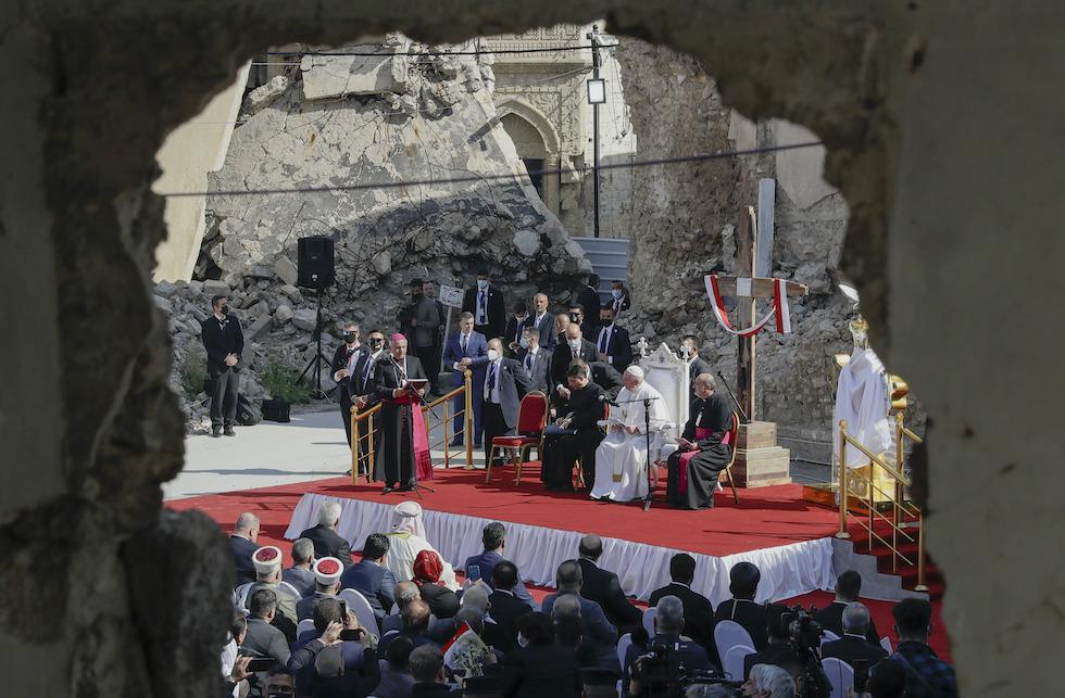 Papa Francesco – 10.3.2021 – Catechesi del mercoledì sul Viaggio Apostolico in Iraq
