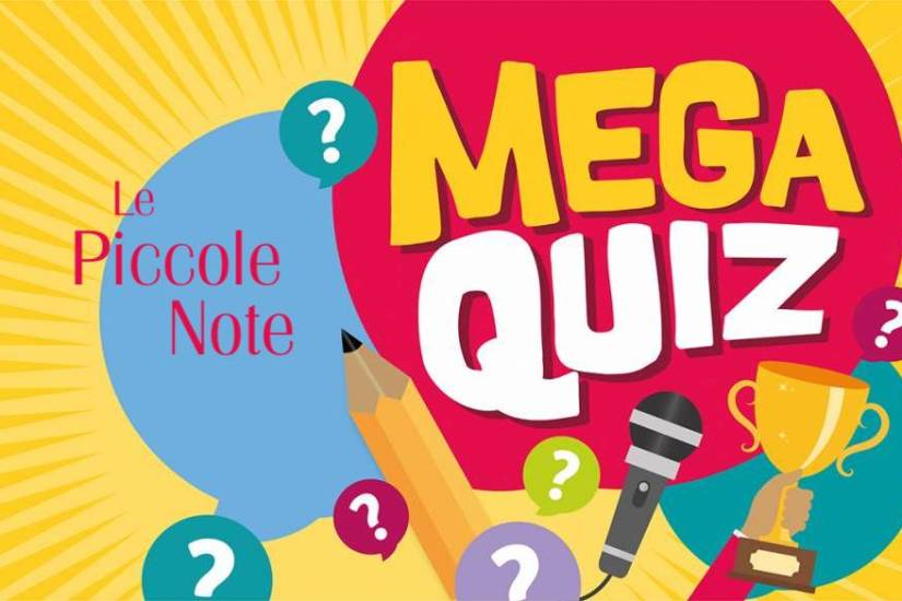quiz piccole note