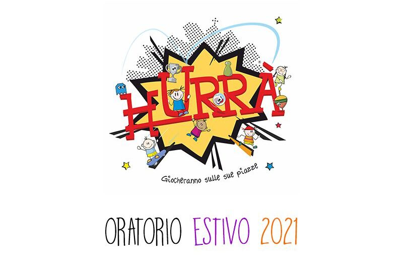 oratorio estivo 2021