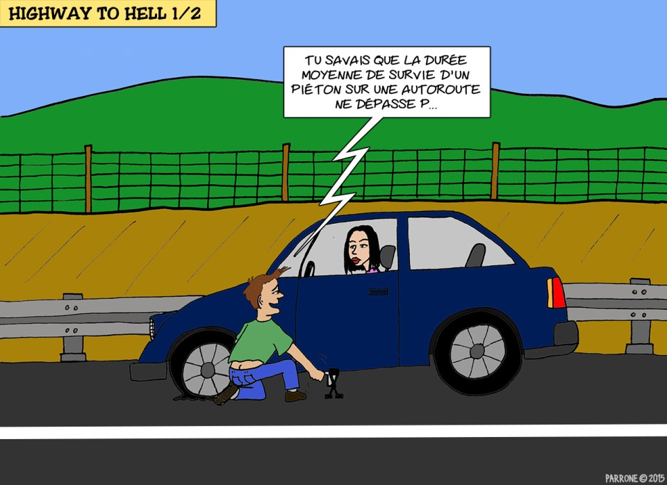 Highway to hell 1