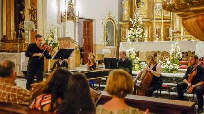 CONCIERTO MUSICA BARROCA