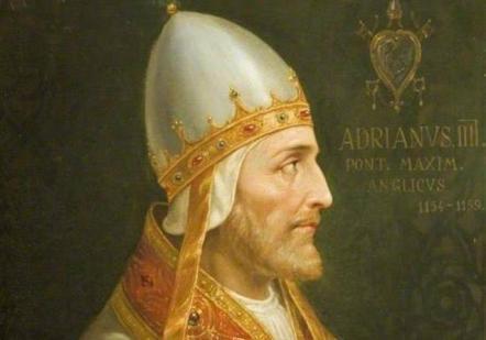Resultado de imagen para Adriano IV