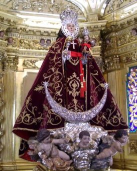 Virgen de la Fuensanta.8.Santuario