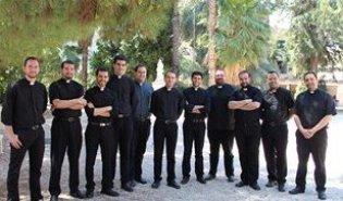 Estos los 11 seminaristas que serán Ordenados Sacerdotes. Foto tomada de la web de nuestra Diócesis: www.diocesisdecartagena.org.