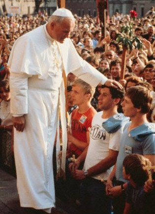 Pope John Paul II in Poland
