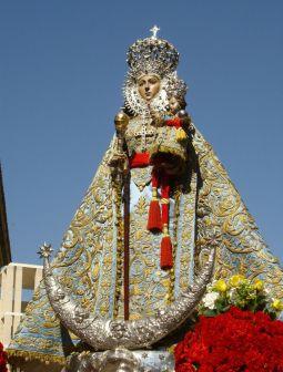 Virgen de la Fuensanta.3