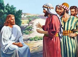 Jesús y los Zebedeo