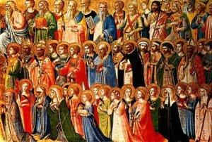 Todos los Santos (Fra Angélico).