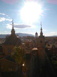 Iglesia parroquial de San Nicolás de Murcia. (Pulsando en la foto se puede ver ampliada).