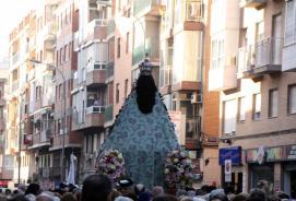 Romería.Virgen de la Fuensanta.(12-4-2016).1